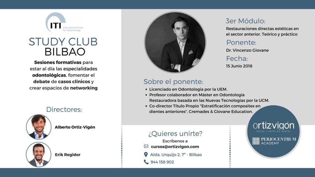 Study Club Bilbao: Módulo 3