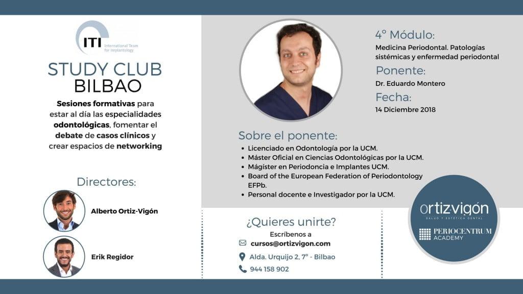 Study Club Bilbao: Módulo 4