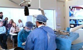clinica ortiz vigon bilbao curso tratamiento estetico del paciente periodontal periocentrum bilbao cirugia directo regeneracion osea 9