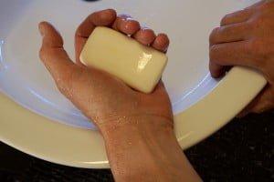 Onicofagia y lavarse las manos