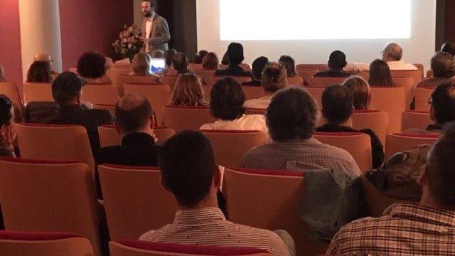 Dr. Daniel Rodrigo en Colegio Oficial Dentistas Las Palmas