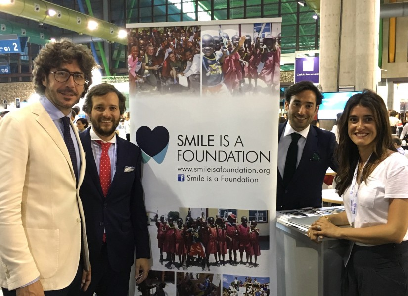 Smile is a Foundation en SEPA