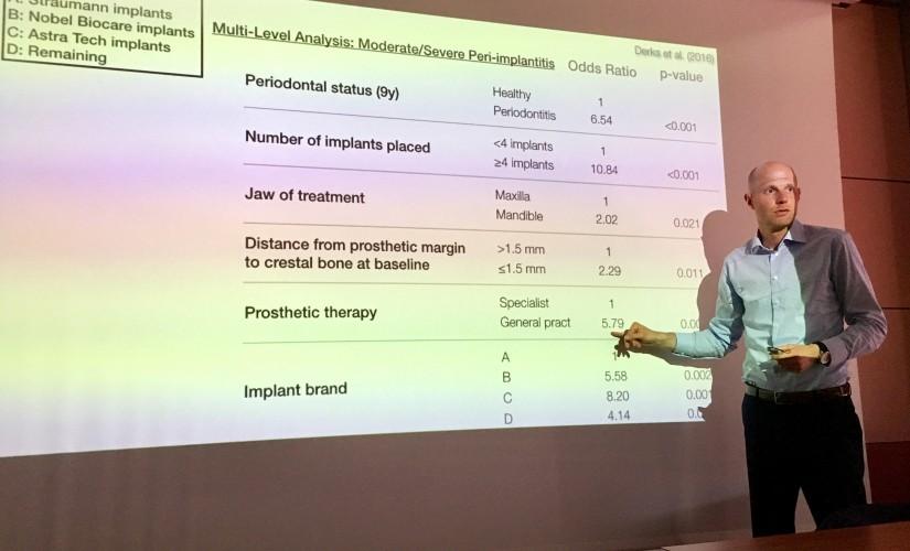 Creando redes de conocimiento con los doctores de la Universidad de Gotemburgo