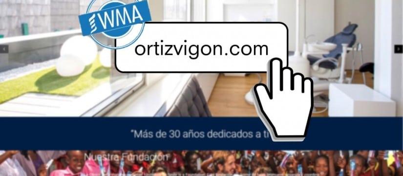 Clínica Ortiz-Vigón de Bilbao obtiene el sello Web Médica Acreditada