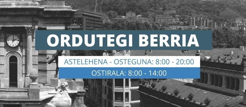 Ampliamos horario en tu clínica dental de confianza en Bilbao