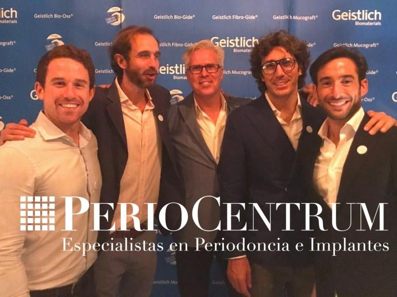 Ponencia del Dr. Alberto Ortiz-Vigón y presencia destacada de PerioCentrum