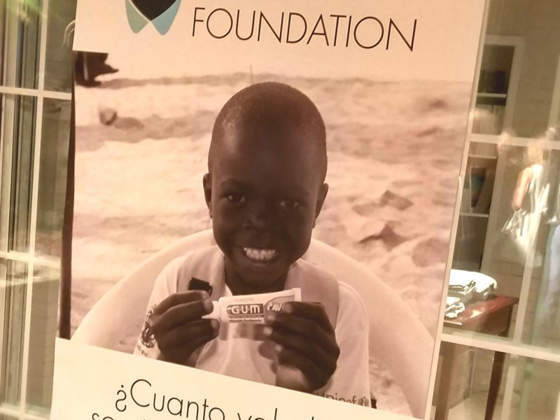 Velada solidaria en favor de Smile is a Foundation