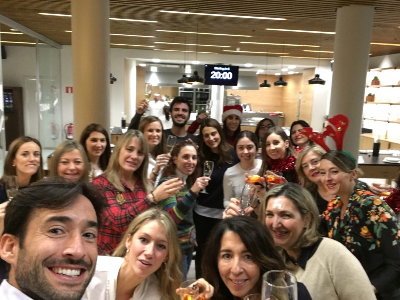 Agur 2017... Hola 2018 en Mimo San Sebastian