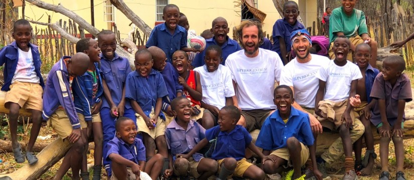 Smile is a foundation: proyecto solidario de Bilbao a Zimbabwe