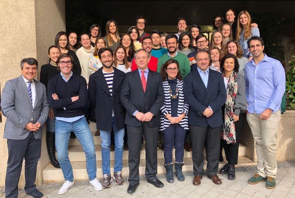 Los doctores Ortiz-Vigón y Regidor finalizan el Máster de Metodología de la Investigación de SEPA