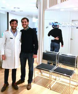 Residencias clínicas para dentistas del Dr. Franco