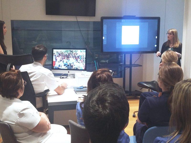 Formación: seguimos apostando por la odontología digital con la incroporación del nuevo escáner digital