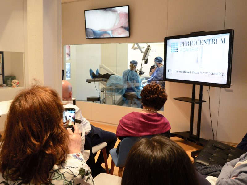 Study Club Bilbao de ITI módulo1: terapia periodontal regenerativa