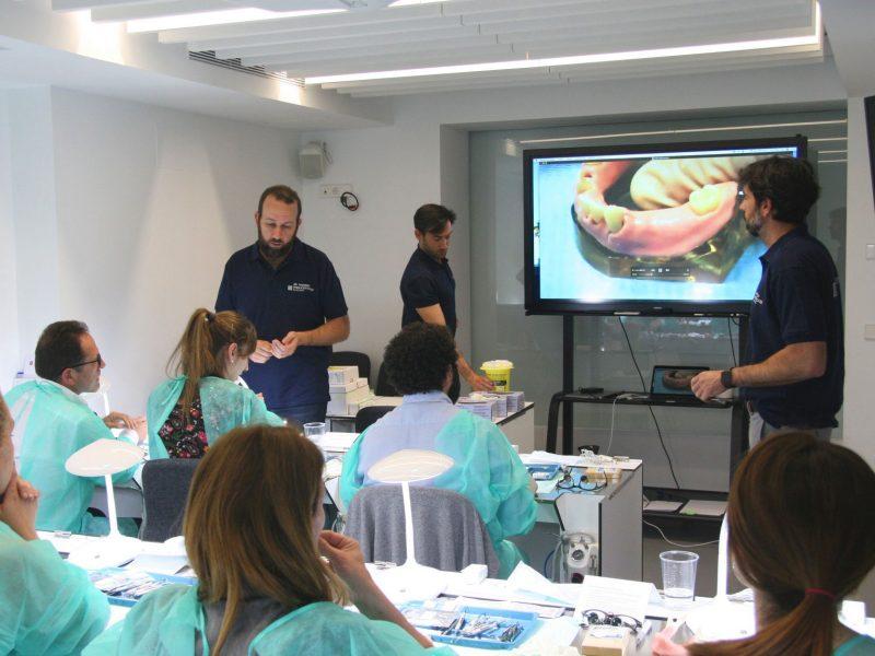 PerioCentrum Academy: curso de regeneración ósea guiada