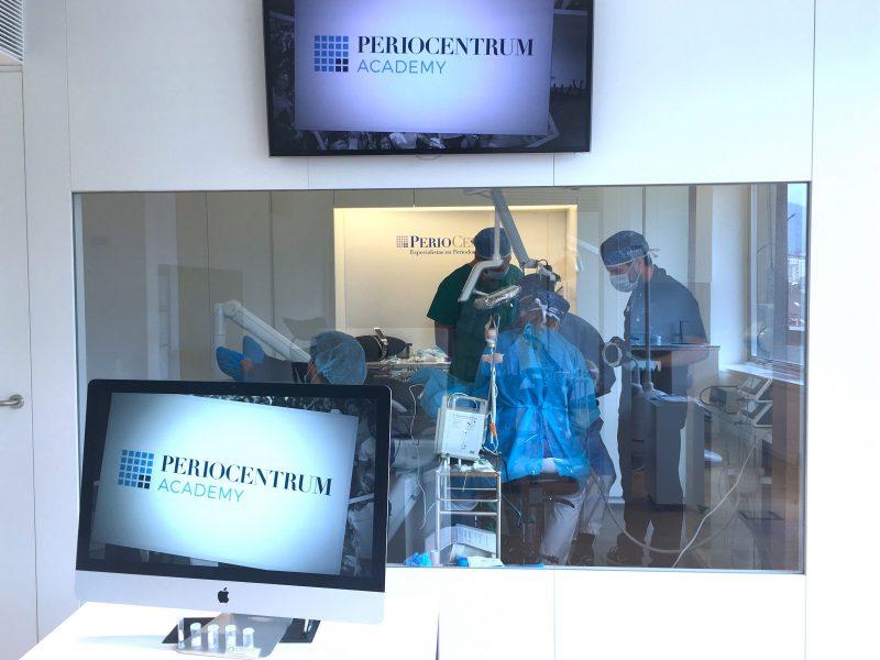Residencia clínica para odontólogos de PerioCentrum Academy: el Dr. José Franco en Bilbao