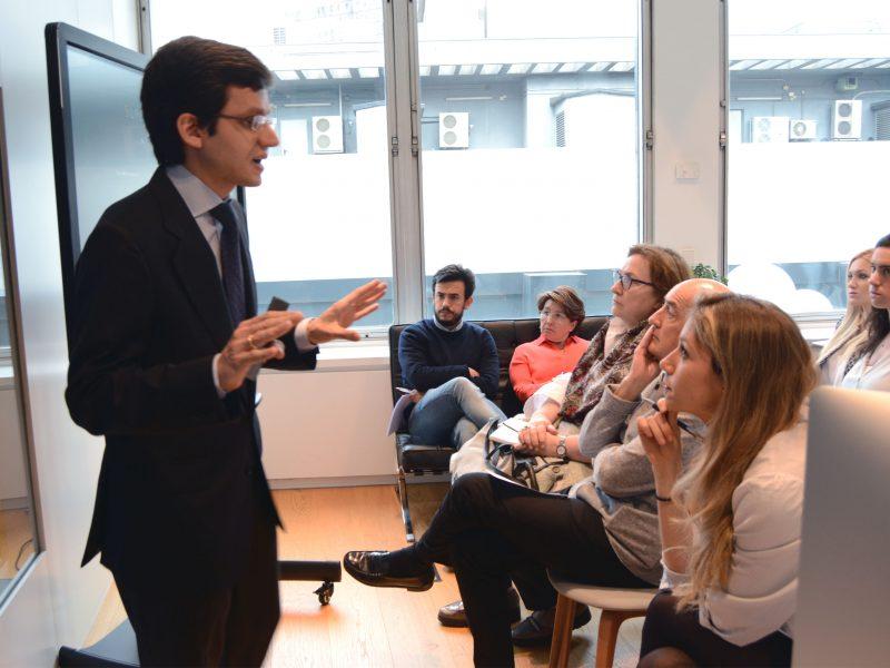 Study Club Bilbao de ITI módulo 2: restauración del diente endodonciado