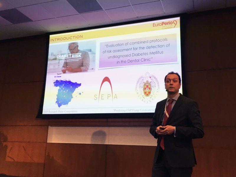 EuroPerio: Dr. Eduardo Montero de PerioCentrum