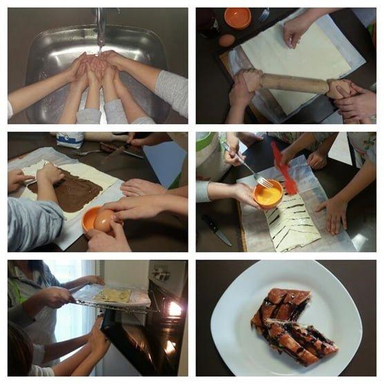 Conociendo a Ainhoa: su hobby es cocinar - Equipo Clínica Ortiz-Vigón