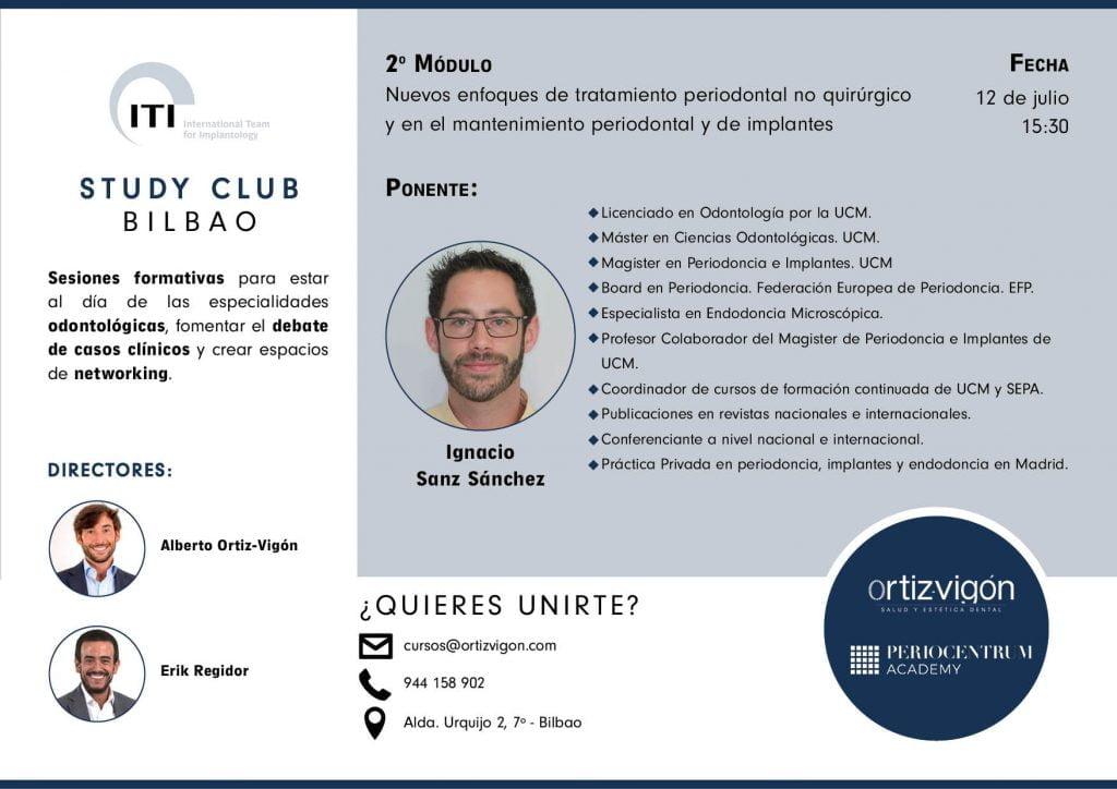 Study Club Bilbao: Módulo 2