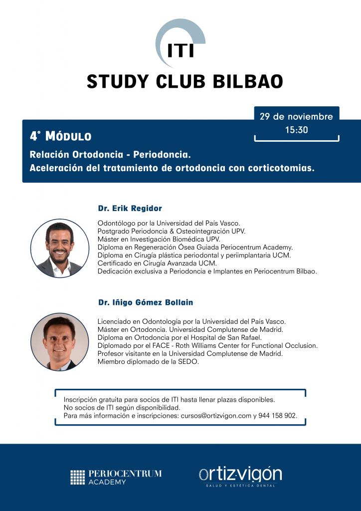 Módulo 4 ITI Study Club Bilbao