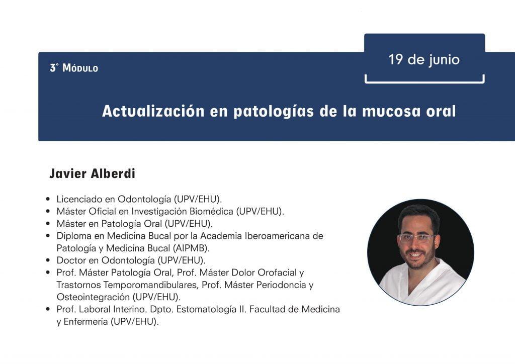 ITI Study Club 2020-Javier Alberdi
