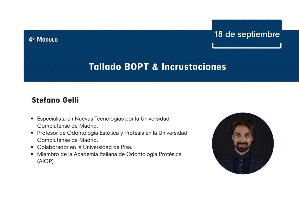 ITI Study Club 2020- Stefano Gelli