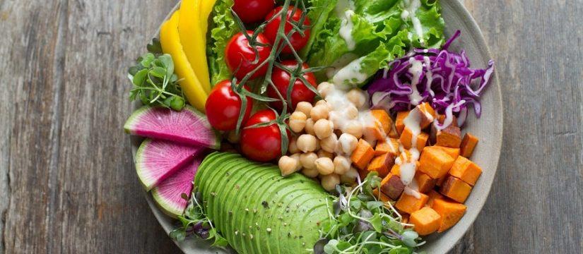 Dieta saludable y tener una boca sana