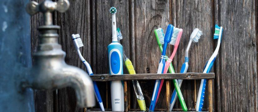Como reciclar los cepillos de dientes
