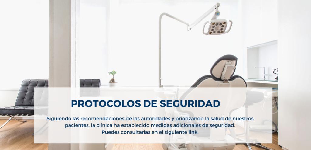 Banner protocolos de seguridad