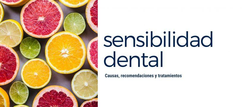 Guía sensibilidad dental Clínica Ortiz-Vigón